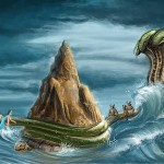 Samudra-Manthan-The-Churning-of-the-Ocean-of-Milk
