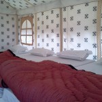 Kumbh mela Tent accommodation