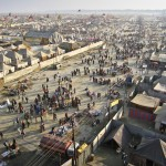 Kumbh Mela city of tents