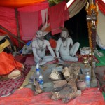 kumbh mela 2013 photos of Naga baba