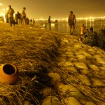 kumbh mela 2013 photo of river bank