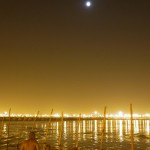 kumbh mela night photo