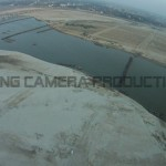 Full Kumbh Mela area Aerial View