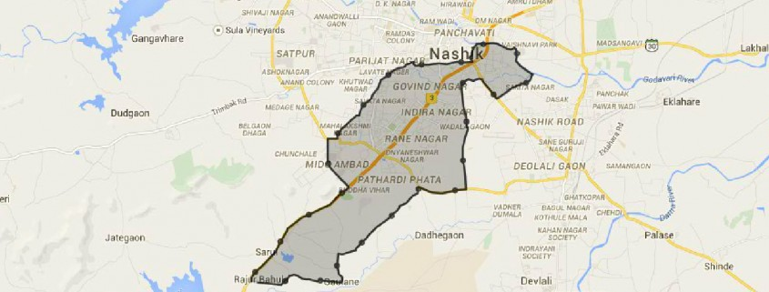 Nashik-mumbai-sectors