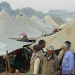 Tents for all in kumbh mela